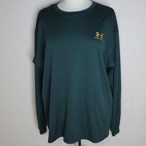 Under Armor Long Sleeve Workout Shirt. Men's XL